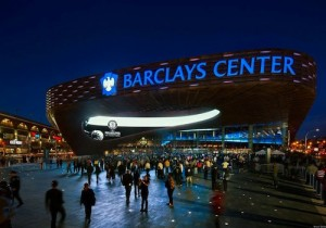 Barclay Center 40/40 Club