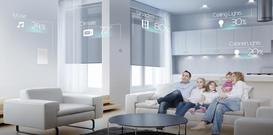 White Modern Penthouse